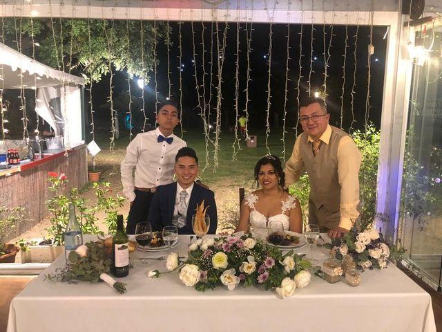 La boda de Héctor  y Diana en Ojen, Málaga 12