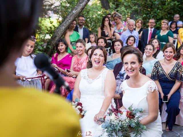 La boda de Silvia y Susana en Valdastillas, Cáceres 3