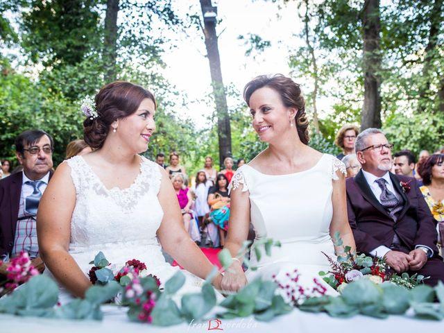La boda de Silvia y Susana en Valdastillas, Cáceres 4