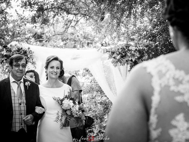 La boda de Silvia y Susana en Valdastillas, Cáceres 2