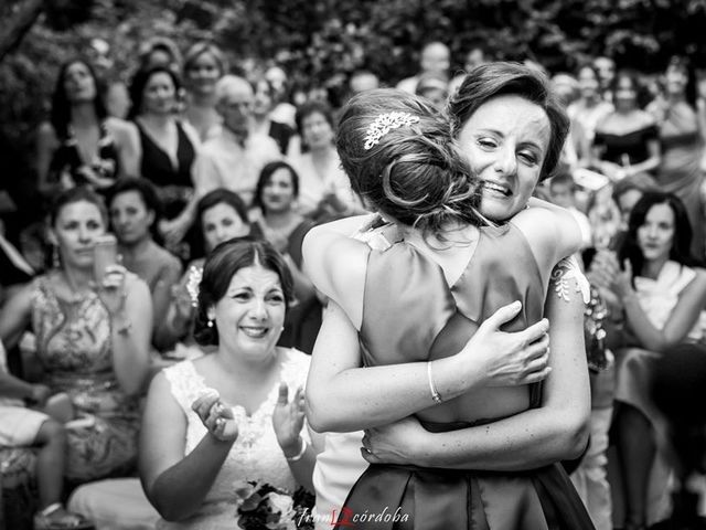 La boda de Silvia y Susana en Valdastillas, Cáceres 7