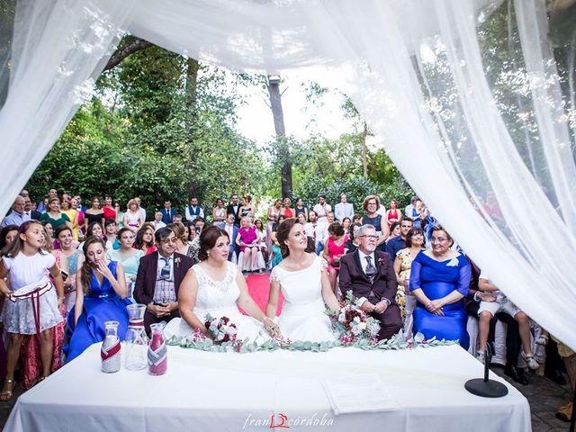 La boda de Silvia y Susana en Valdastillas, Cáceres 9