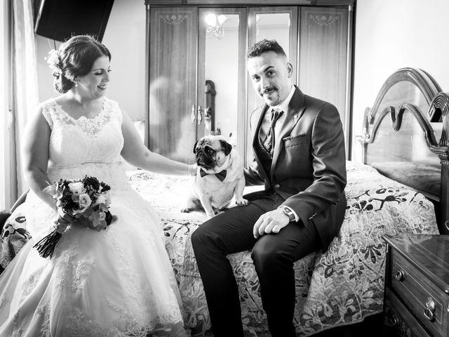 La boda de Silvia y Susana en Valdastillas, Cáceres 12