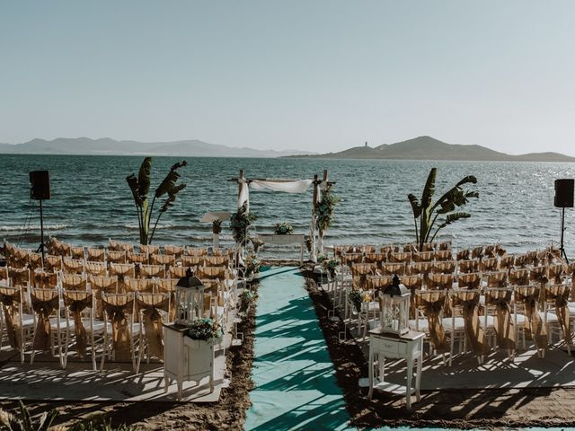 La boda de Vicente y Patricia en La Manga Del Mar Menor, Murcia 2