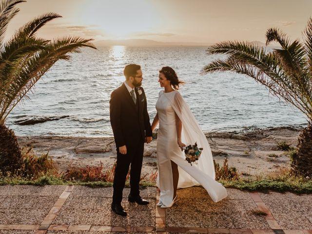 La boda de Vicente y Patricia en La Manga Del Mar Menor, Murcia 1