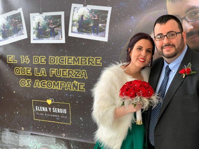 La boda de Sergio y Elena en Turis, Valencia 1