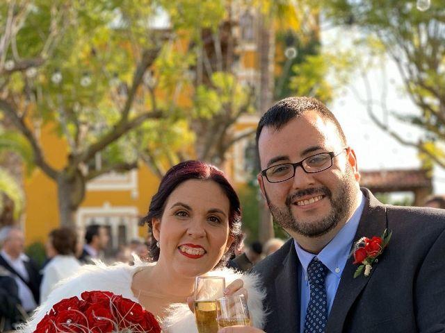 La boda de Sergio y Elena en Turis, Valencia 2