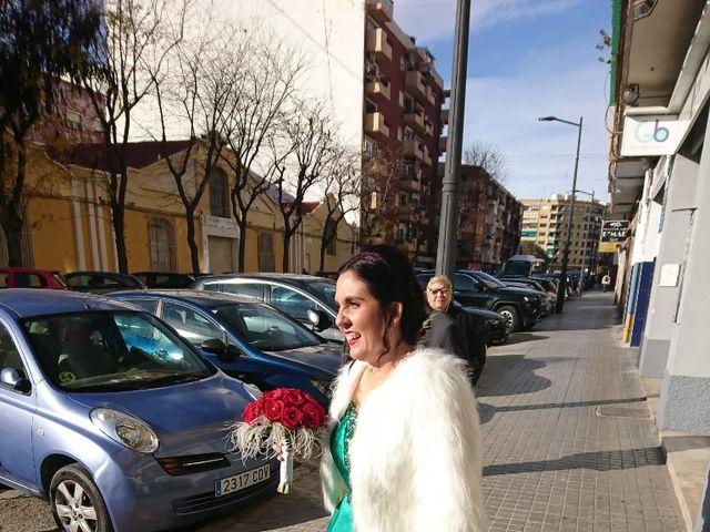 La boda de Sergio y Elena en Turis, Valencia 6