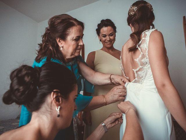 La boda de Jose y Beatriz en Castillo De Bayuela, Toledo 29
