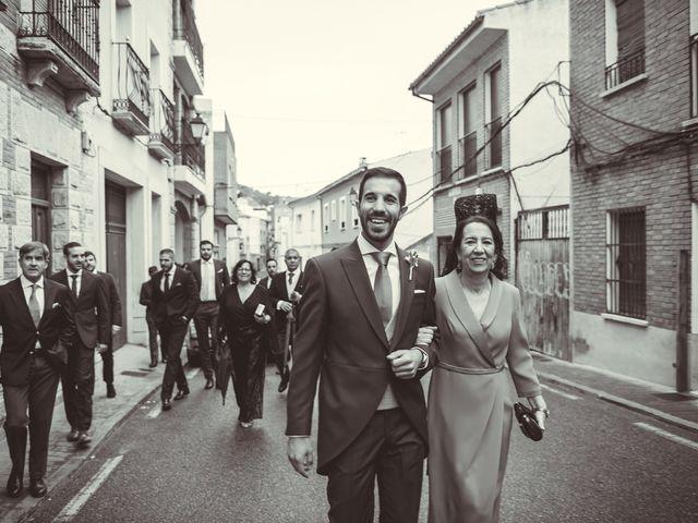 La boda de Jose y Beatriz en Castillo De Bayuela, Toledo 45