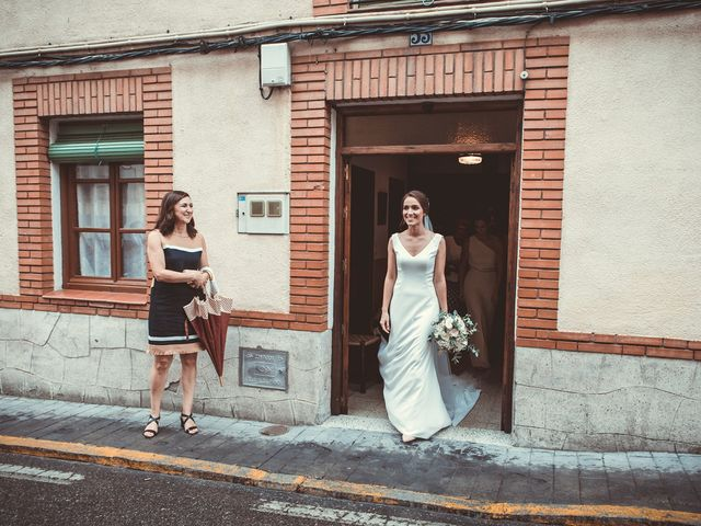 La boda de Jose y Beatriz en Castillo De Bayuela, Toledo 46