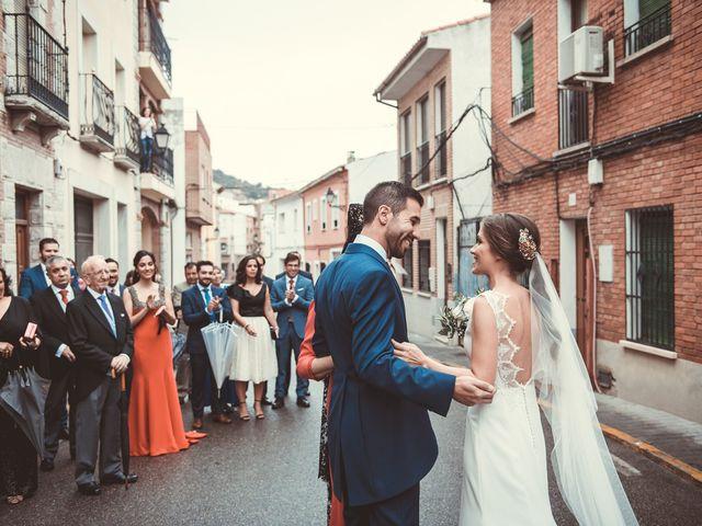 La boda de Jose y Beatriz en Castillo De Bayuela, Toledo 47