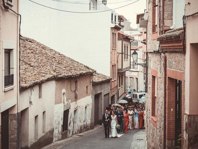 La boda de Jose y Beatriz en Castillo De Bayuela, Toledo 49
