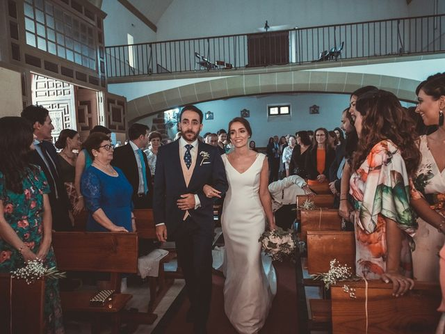 La boda de Jose y Beatriz en Castillo De Bayuela, Toledo 50
