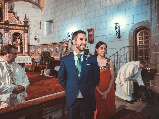 La boda de Jose y Beatriz en Castillo De Bayuela, Toledo 51