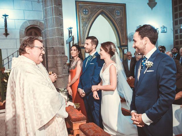 La boda de Jose y Beatriz en Castillo De Bayuela, Toledo 52