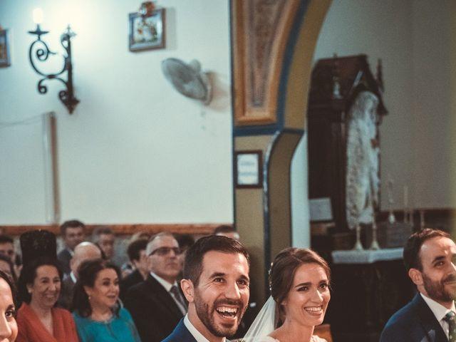 La boda de Jose y Beatriz en Castillo De Bayuela, Toledo 56