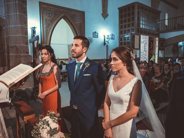 La boda de Jose y Beatriz en Castillo De Bayuela, Toledo 57