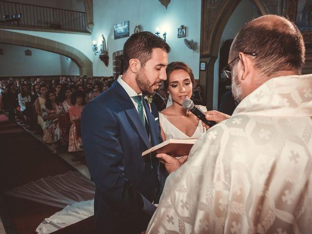 La boda de Jose y Beatriz en Castillo De Bayuela, Toledo 58