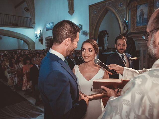 La boda de Jose y Beatriz en Castillo De Bayuela, Toledo 60