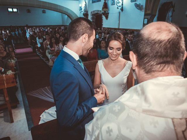 La boda de Jose y Beatriz en Castillo De Bayuela, Toledo 61