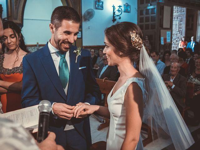 La boda de Jose y Beatriz en Castillo De Bayuela, Toledo 62