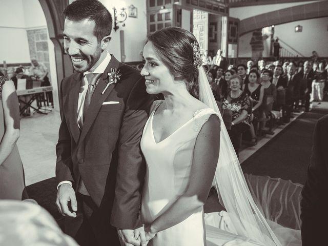La boda de Jose y Beatriz en Castillo De Bayuela, Toledo 63
