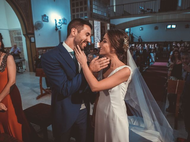 La boda de Jose y Beatriz en Castillo De Bayuela, Toledo 64