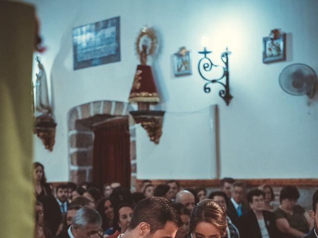 La boda de Jose y Beatriz en Castillo De Bayuela, Toledo 65