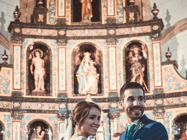 La boda de Jose y Beatriz en Castillo De Bayuela, Toledo 67
