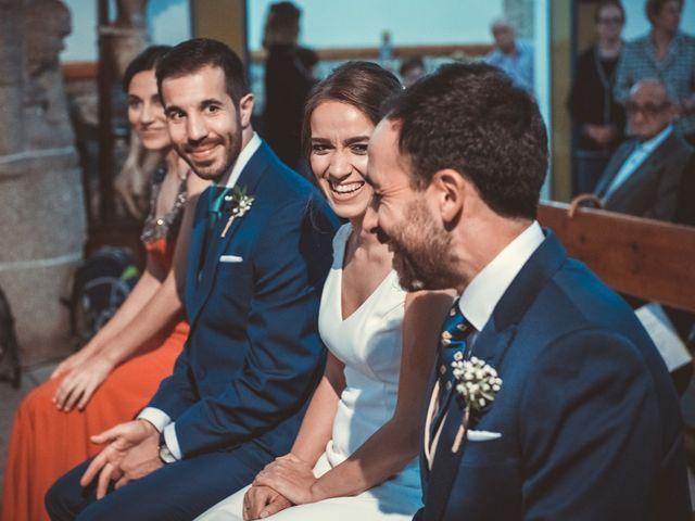 La boda de Jose y Beatriz en Castillo De Bayuela, Toledo 68