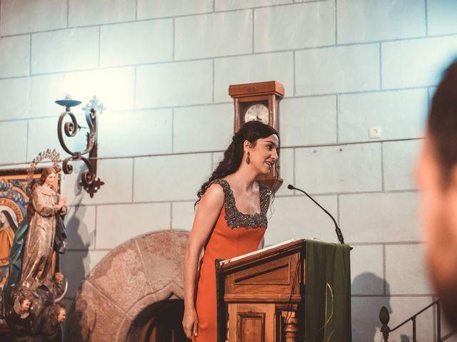 La boda de Jose y Beatriz en Castillo De Bayuela, Toledo 69