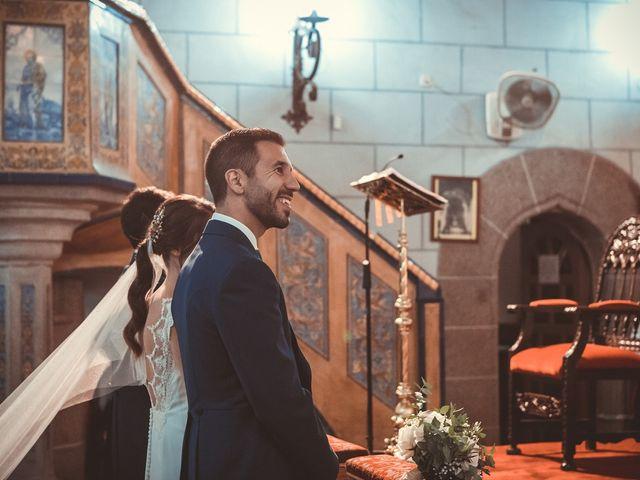 La boda de Jose y Beatriz en Castillo De Bayuela, Toledo 70