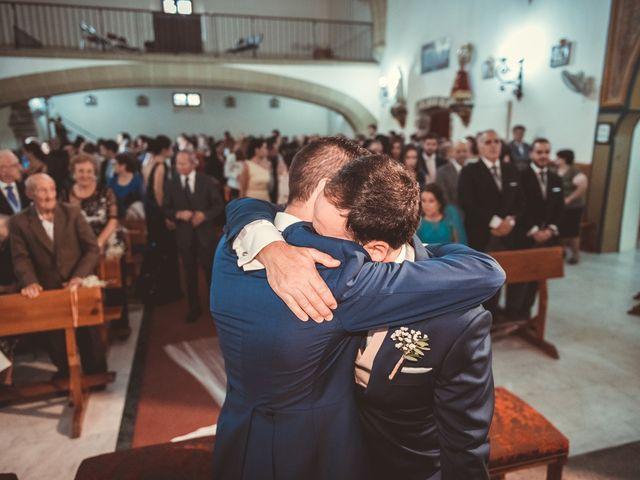 La boda de Jose y Beatriz en Castillo De Bayuela, Toledo 73