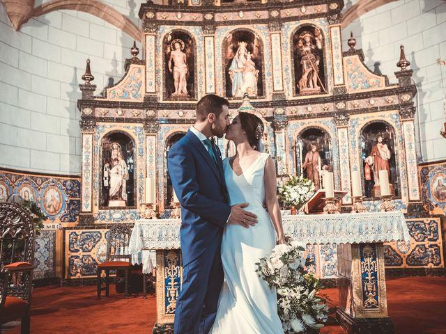 La boda de Jose y Beatriz en Castillo De Bayuela, Toledo 74