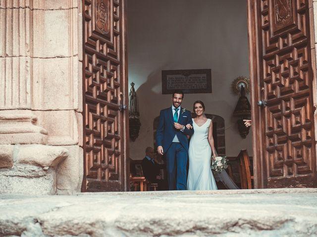 La boda de Jose y Beatriz en Castillo De Bayuela, Toledo 75