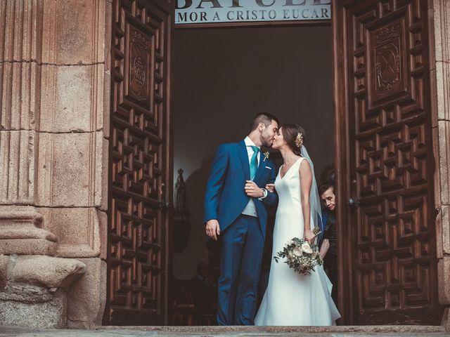 La boda de Jose y Beatriz en Castillo De Bayuela, Toledo 76
