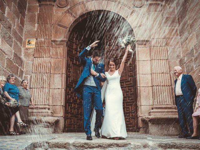 La boda de Jose y Beatriz en Castillo De Bayuela, Toledo 77
