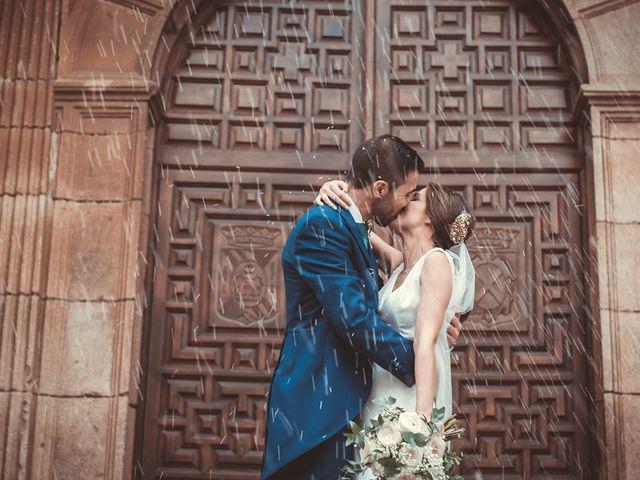 La boda de Jose y Beatriz en Castillo De Bayuela, Toledo 78