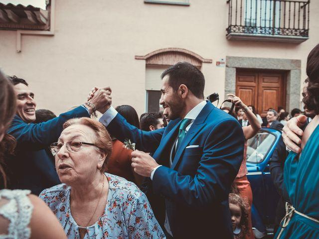 La boda de Jose y Beatriz en Castillo De Bayuela, Toledo 81