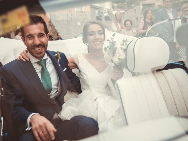 La boda de Jose y Beatriz en Castillo De Bayuela, Toledo 82