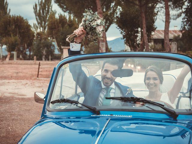 La boda de Jose y Beatriz en Castillo De Bayuela, Toledo 85