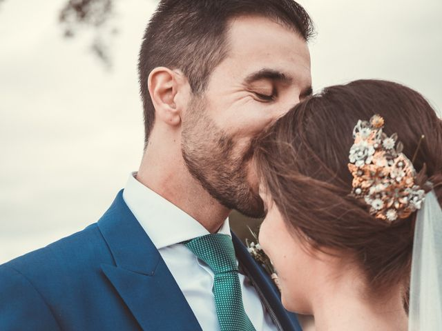 La boda de Jose y Beatriz en Castillo De Bayuela, Toledo 88