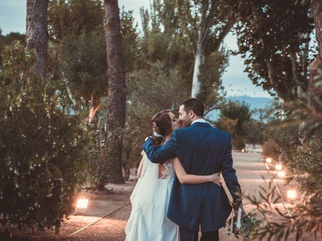 La boda de Jose y Beatriz en Castillo De Bayuela, Toledo 103
