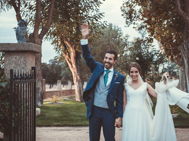 La boda de Jose y Beatriz en Castillo De Bayuela, Toledo 104