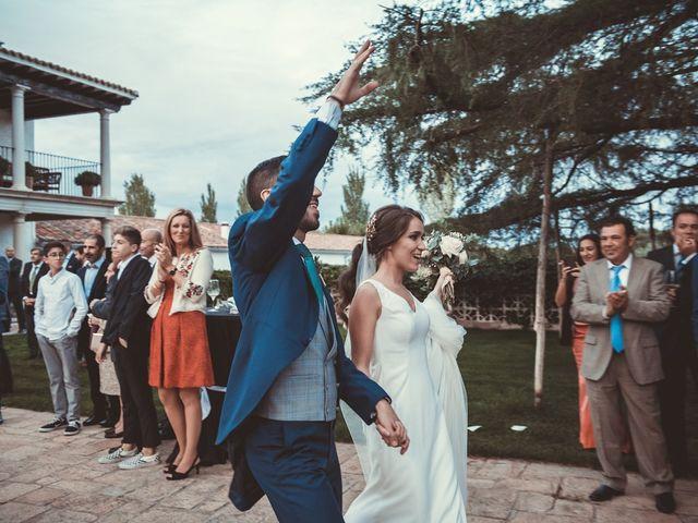 La boda de Jose y Beatriz en Castillo De Bayuela, Toledo 105