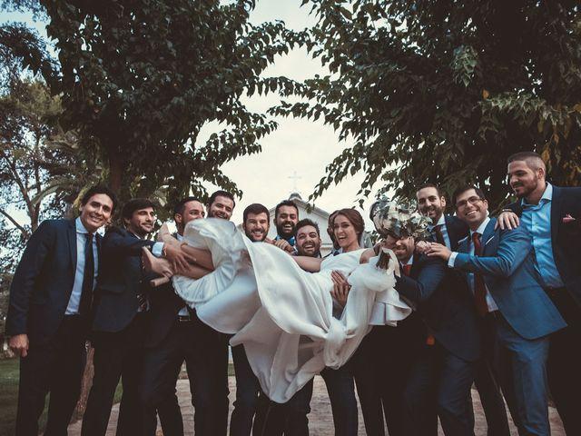 La boda de Jose y Beatriz en Castillo De Bayuela, Toledo 108