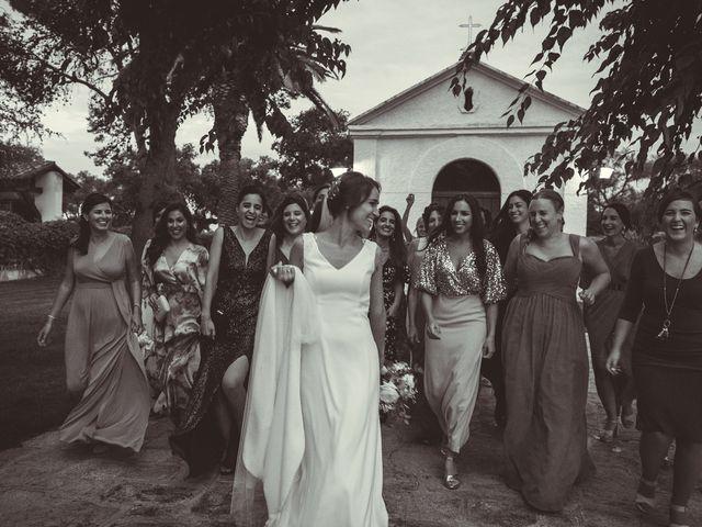 La boda de Jose y Beatriz en Castillo De Bayuela, Toledo 111