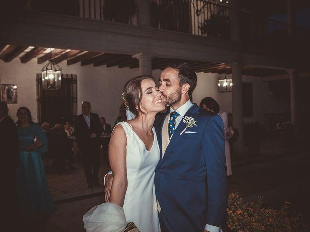 La boda de Jose y Beatriz en Castillo De Bayuela, Toledo 112