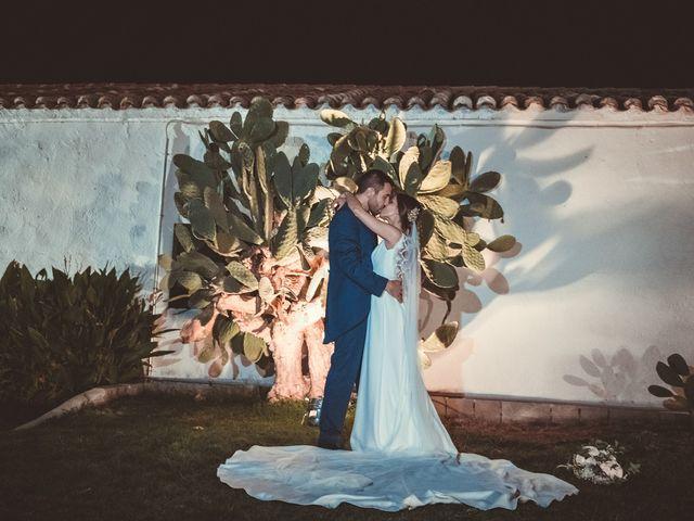 La boda de Jose y Beatriz en Castillo De Bayuela, Toledo 117